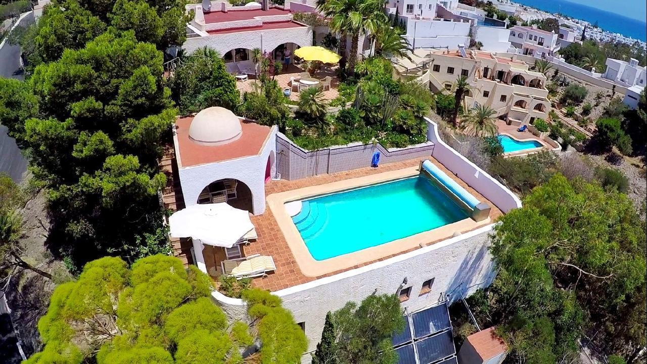 Ferienhaus Villa im maurischen Stil mit großartigem Blick auf das Meer (2413053), Mojacar, Costa de Almeria, Andalusien, Spanien, Bild 1