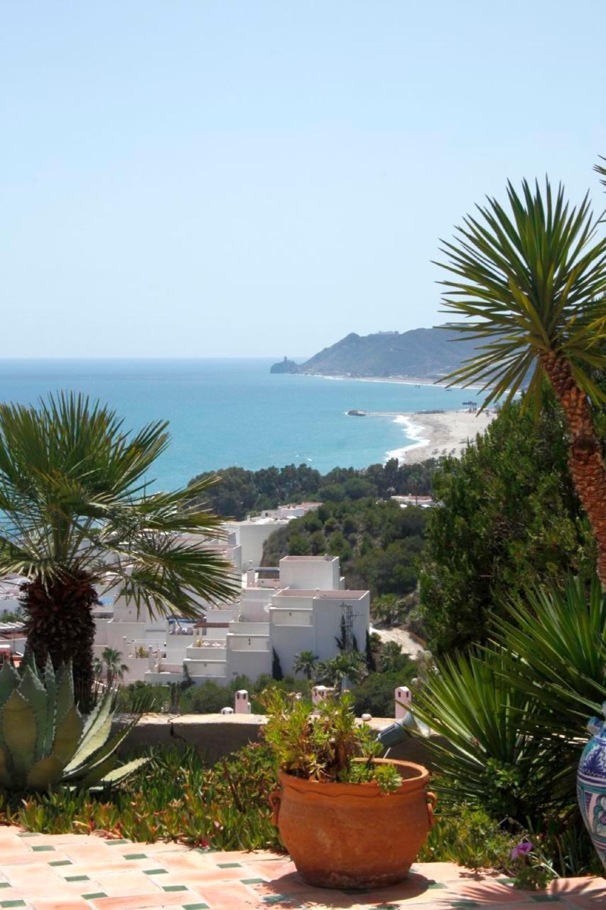 Ferienhaus Villa im maurischen Stil mit großartigem Blick auf das Meer (2413053), Mojacar, Costa de Almeria, Andalusien, Spanien, Bild 19