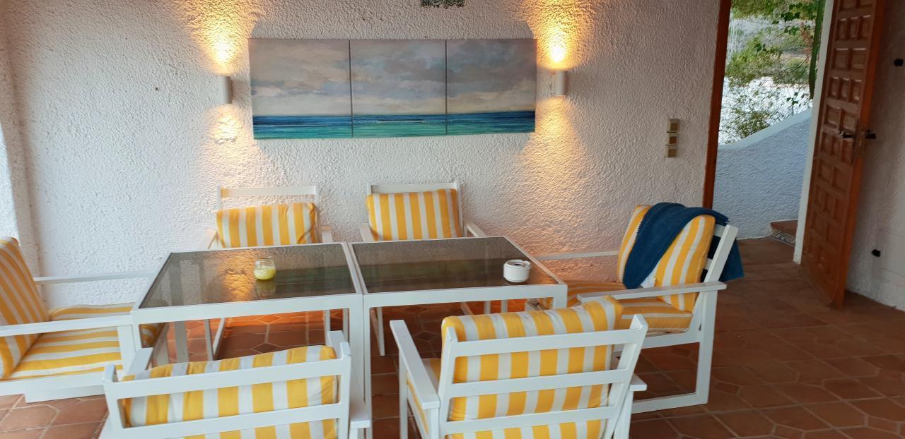 Ferienhaus Villa im maurischen Stil mit großartigem Blick auf das Meer (2413053), Mojacar, Costa de Almeria, Andalusien, Spanien, Bild 12