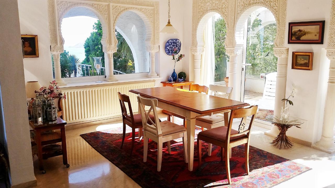 Ferienhaus Villa im maurischen Stil mit großartigem Blick auf das Meer (2413053), Mojacar, Costa de Almeria, Andalusien, Spanien, Bild 5