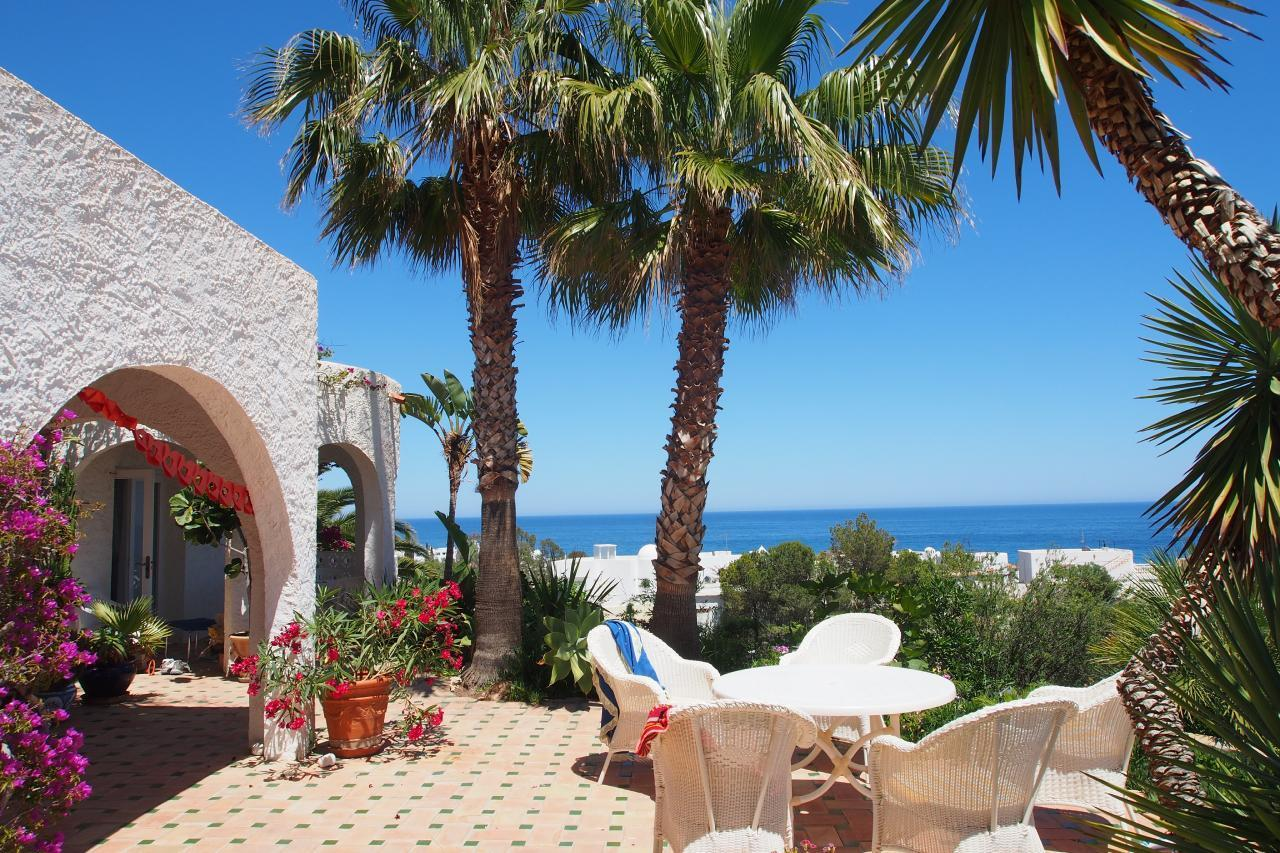 Ferienhaus Villa im maurischen Stil mit großartigem Blick auf das Meer (2413053), Mojacar, Costa de Almeria, Andalusien, Spanien, Bild 7
