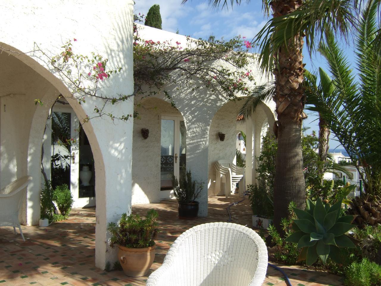 Ferienhaus Villa im maurischen Stil mit großartigem Blick auf das Meer (2413053), Mojacar, Costa de Almeria, Andalusien, Spanien, Bild 15