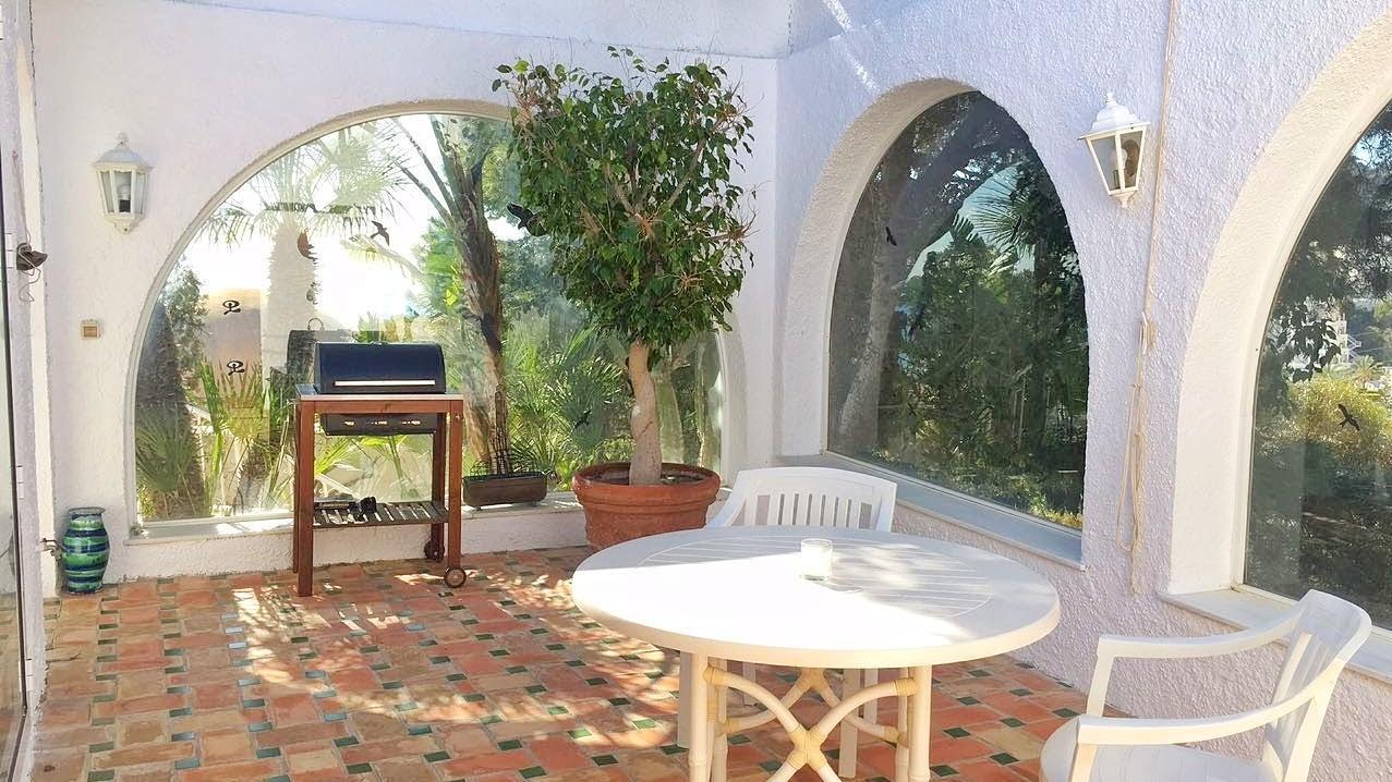 Ferienhaus Villa im maurischen Stil mit großartigem Blick auf das Meer (2413053), Mojacar, Costa de Almeria, Andalusien, Spanien, Bild 17