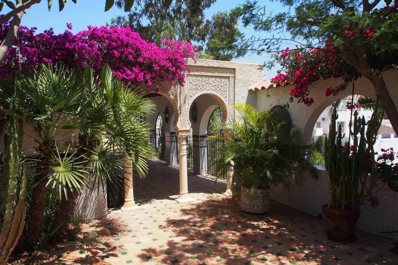 Ferienhaus Villa im maurischen Stil mit großartigem Blick auf das Meer (2413053), Mojacar, Costa de Almeria, Andalusien, Spanien, Bild 14