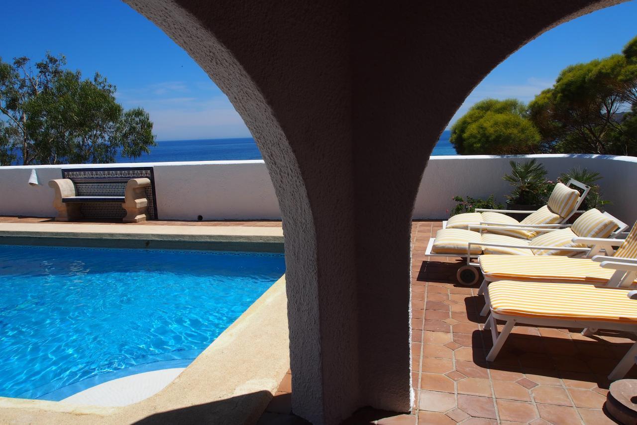 Ferienhaus Villa im maurischen Stil mit großartigem Blick auf das Meer (2413053), Mojacar, Costa de Almeria, Andalusien, Spanien, Bild 10