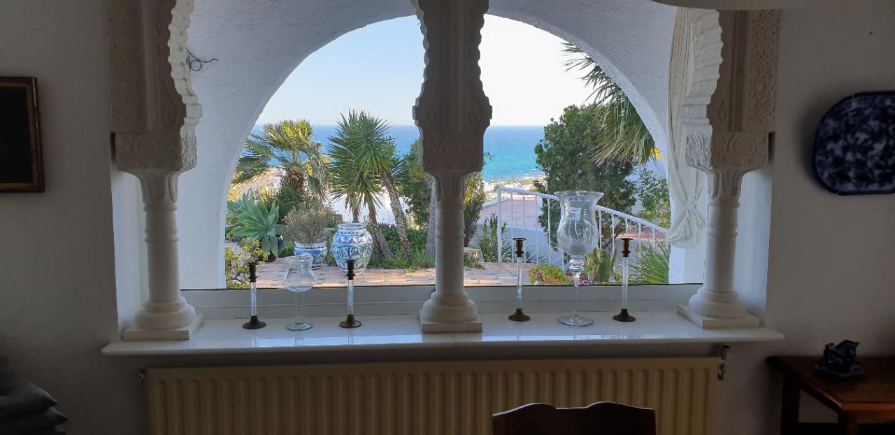 Ferienhaus Villa im maurischen Stil mit großartigem Blick auf das Meer (2413053), Mojacar, Costa de Almeria, Andalusien, Spanien, Bild 22