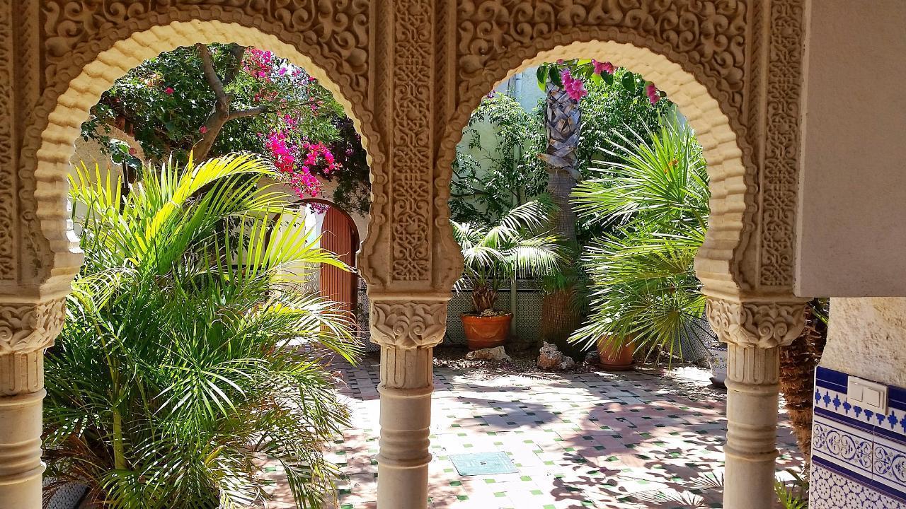 Ferienhaus Villa im maurischen Stil mit großartigem Blick auf das Meer (2413053), Mojacar, Costa de Almeria, Andalusien, Spanien, Bild 2