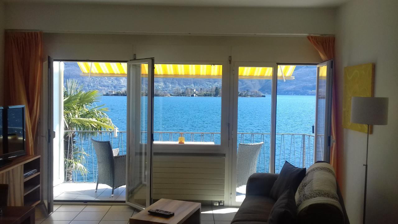 Appartement de vacances Casa San Martino - Standard Wohnung 3 (2416000), Porto Ronco, Lac Majeur (CH), Tessin, Suisse, image 2