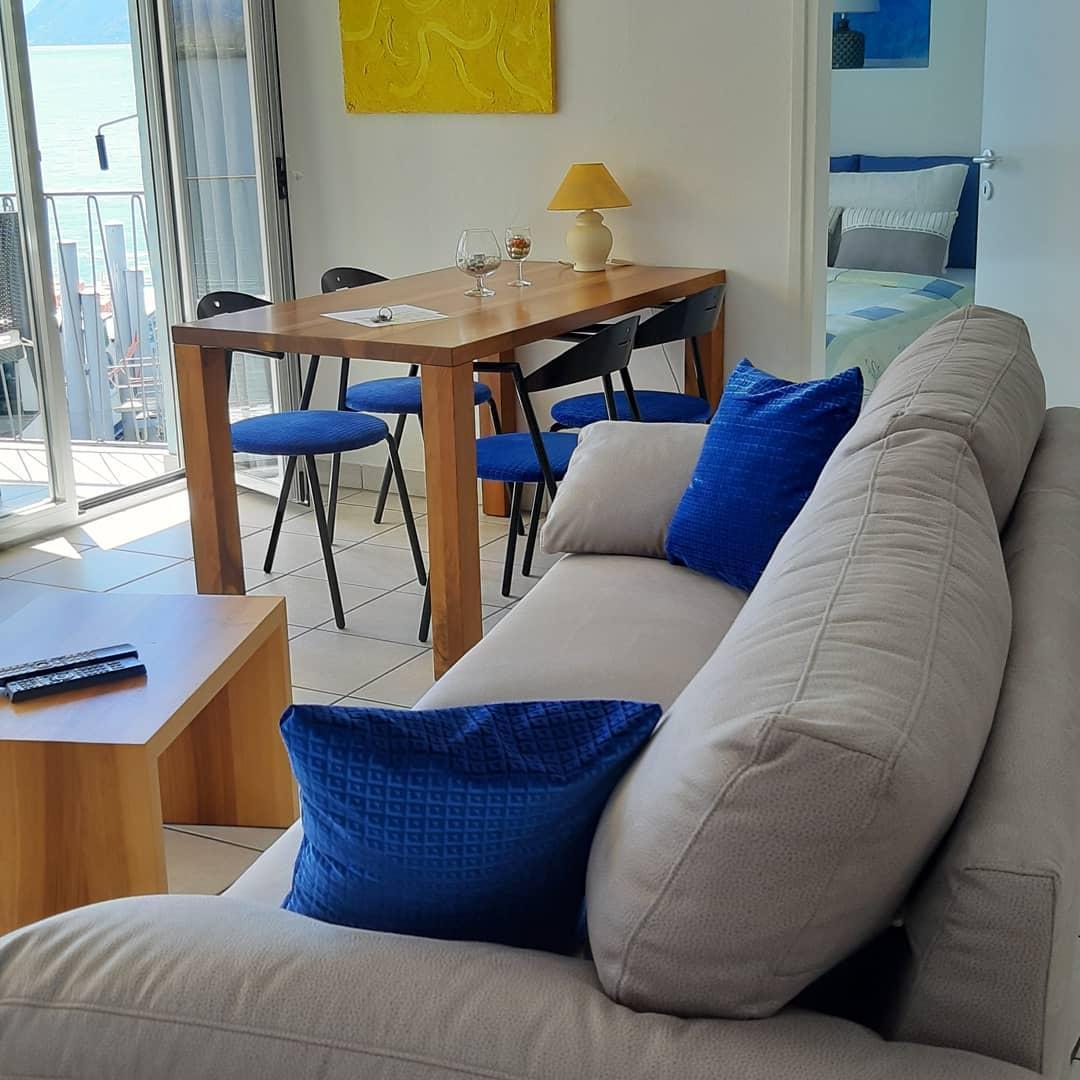 Appartement de vacances Casa San Martino - Standard Wohnung 3 (2416000), Porto Ronco, Lac Majeur (CH), Tessin, Suisse, image 20