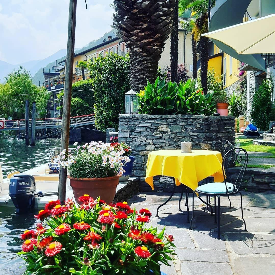 Appartement de vacances Casa San Martino - Standard Wohnung 3 (2416000), Porto Ronco, Lac Majeur (CH), Tessin, Suisse, image 24