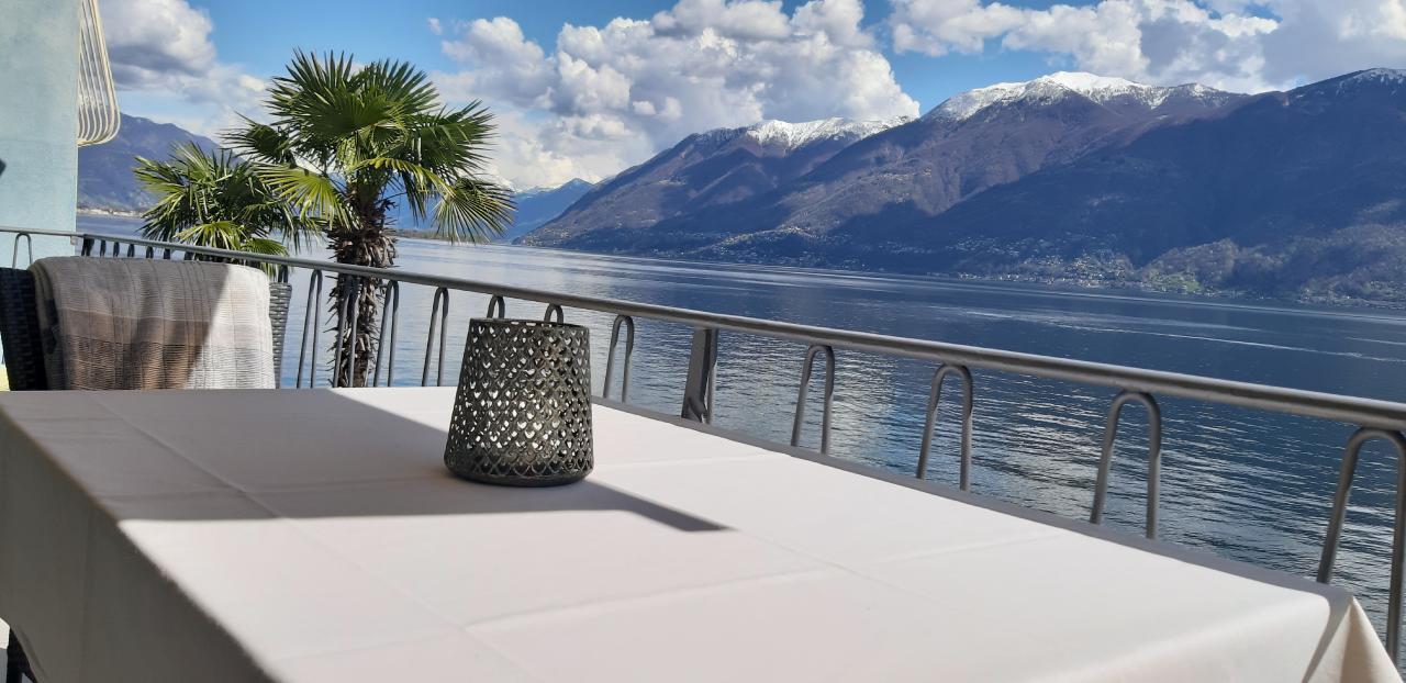 Appartement de vacances Casa San Martino - Standard Wohnung 3 (2416000), Porto Ronco, Lac Majeur (CH), Tessin, Suisse, image 13