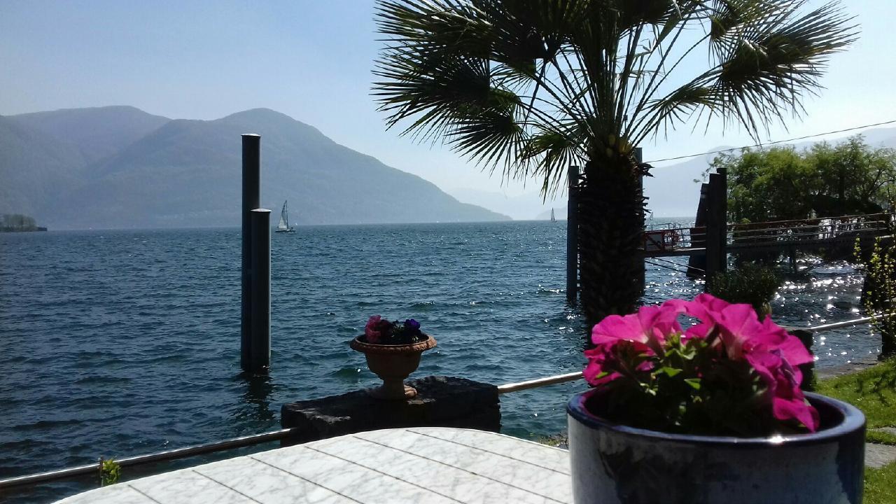 Appartement de vacances Casa San Martino - Standard Wohnung 3 (2416000), Porto Ronco, Lac Majeur (CH), Tessin, Suisse, image 6