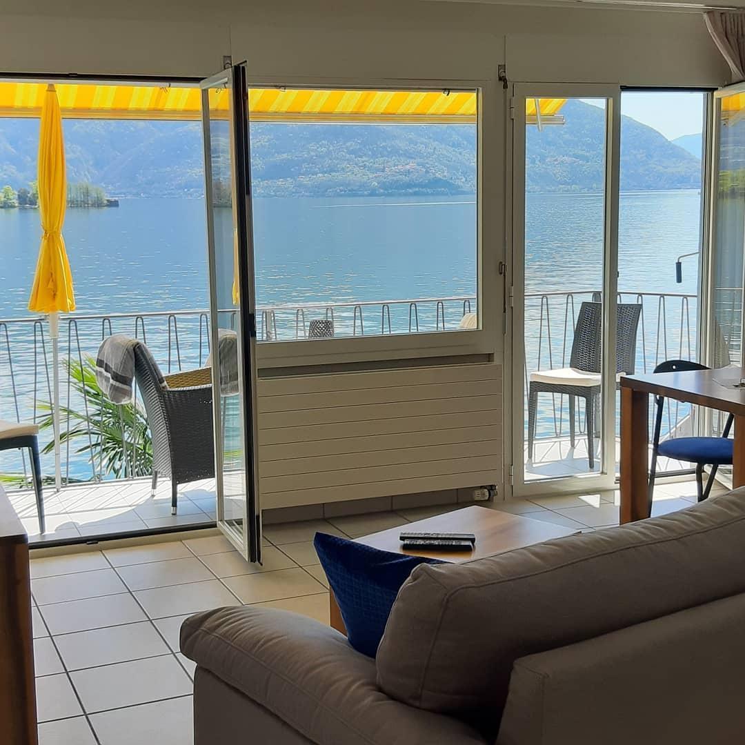 Appartement de vacances Casa San Martino - Standard Wohnung 3 (2416000), Porto Ronco, Lac Majeur (CH), Tessin, Suisse, image 22