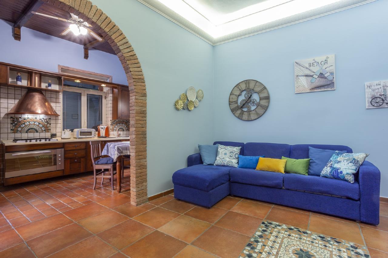 Ferienhaus Poseidon 391 Apartment in center of Salerno for vacancy 4 people 65mq (2461684), Salerno, Salerno, Kampanien, Italien, Bild 9