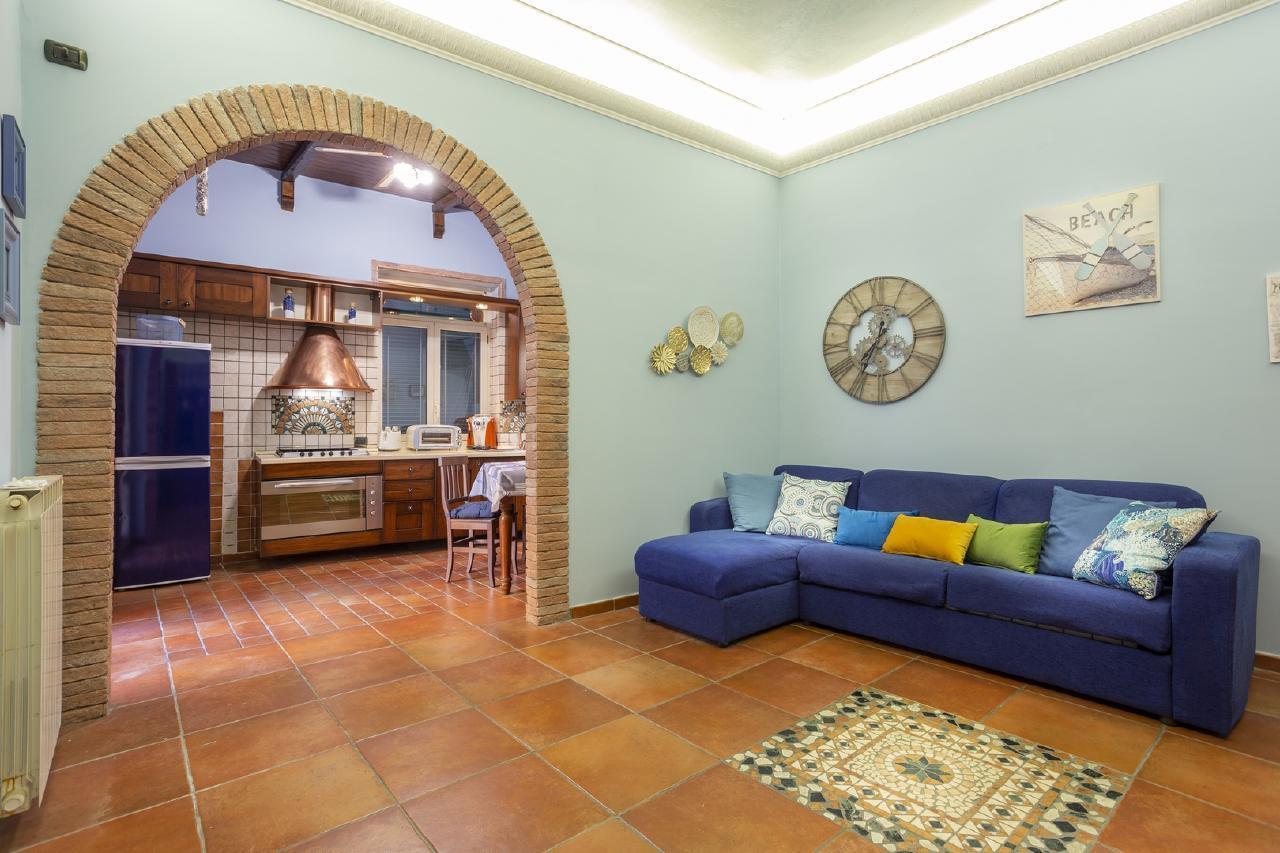 Ferienhaus Poseidon 391 Apartment in center of Salerno for vacancy 4 people 65mq (2461684), Salerno, Salerno, Kampanien, Italien, Bild 1