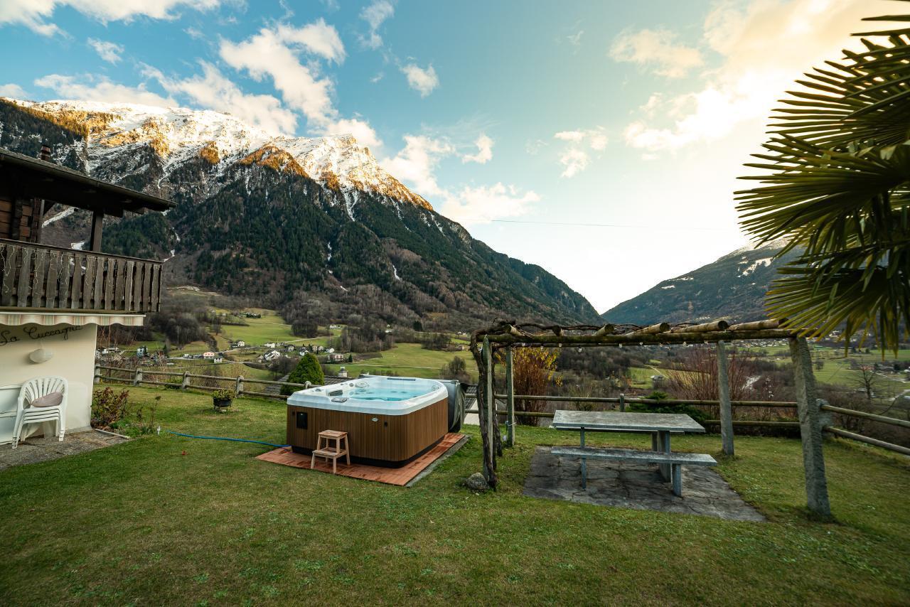 Appartement de vacances Charme Studio im Chalet Bleniotal (2463885), Ponto Valentino, Vallée de Blenio, Tessin, Suisse, image 14