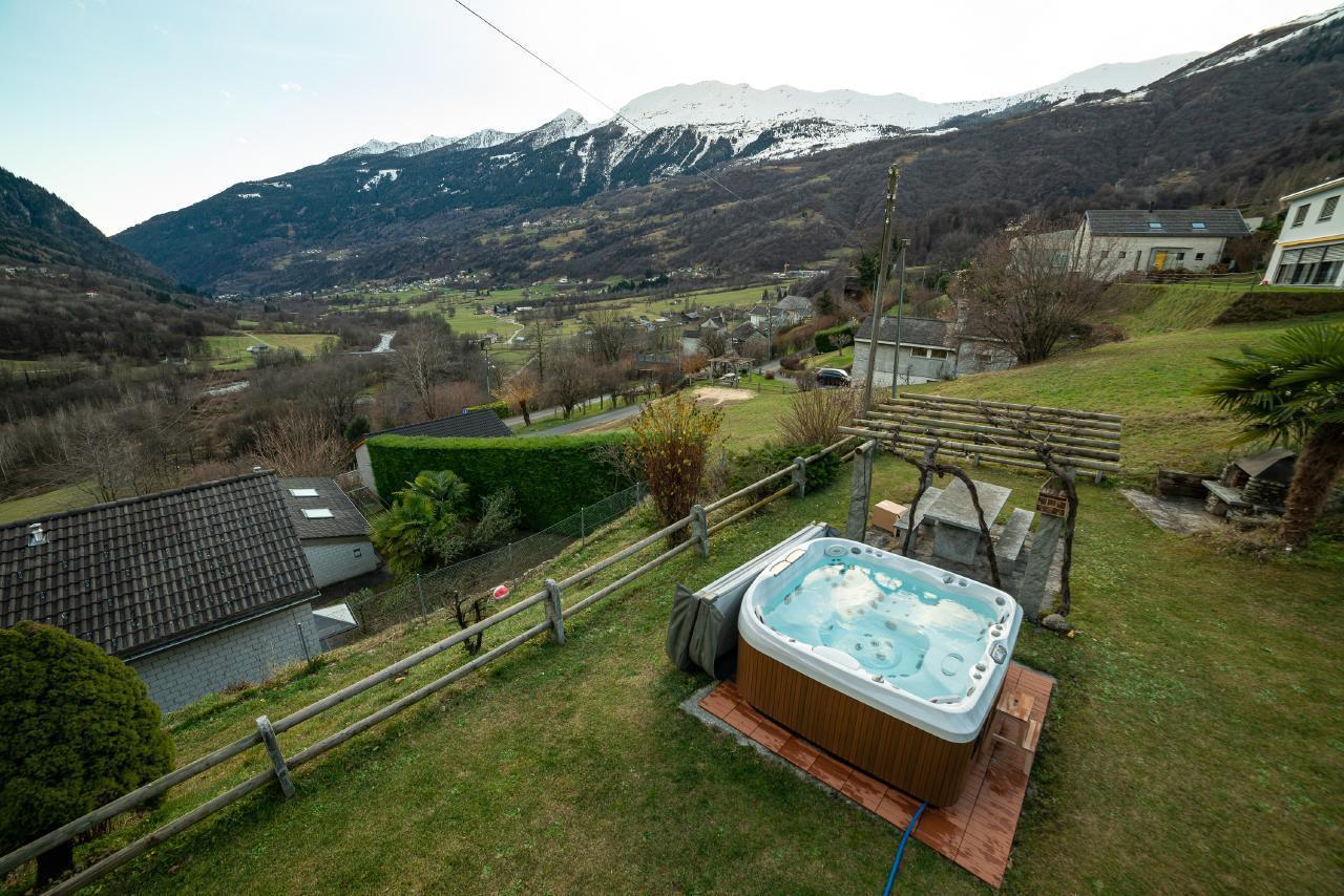 Appartement de vacances Charme Studio im Chalet Bleniotal (2463885), Ponto Valentino, Vallée de Blenio, Tessin, Suisse, image 15
