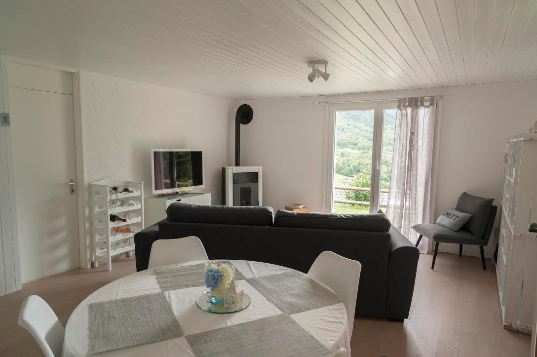 Appartement de vacances Charme Studio im Chalet Bleniotal (2463885), Ponto Valentino, Vallée de Blenio, Tessin, Suisse, image 4