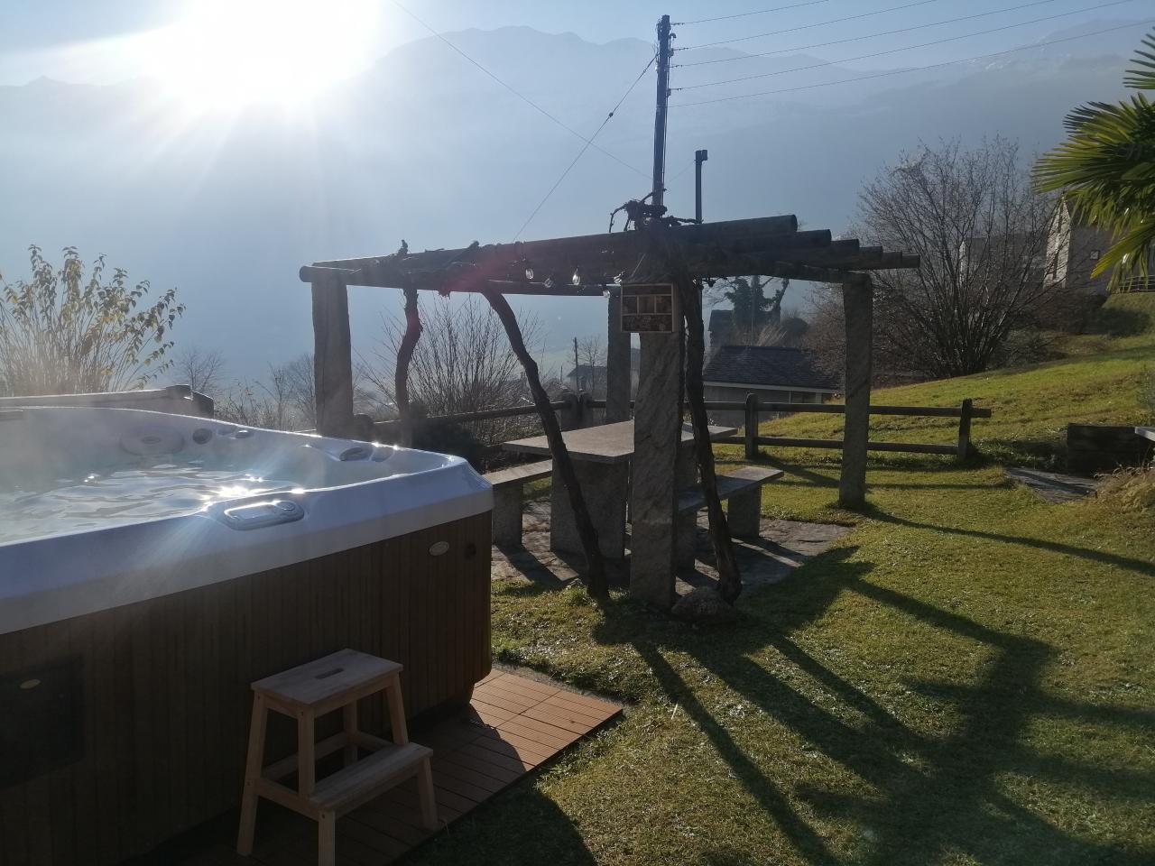 Appartement de vacances Charme Studio im Chalet Bleniotal (2463885), Ponto Valentino, Vallée de Blenio, Tessin, Suisse, image 12
