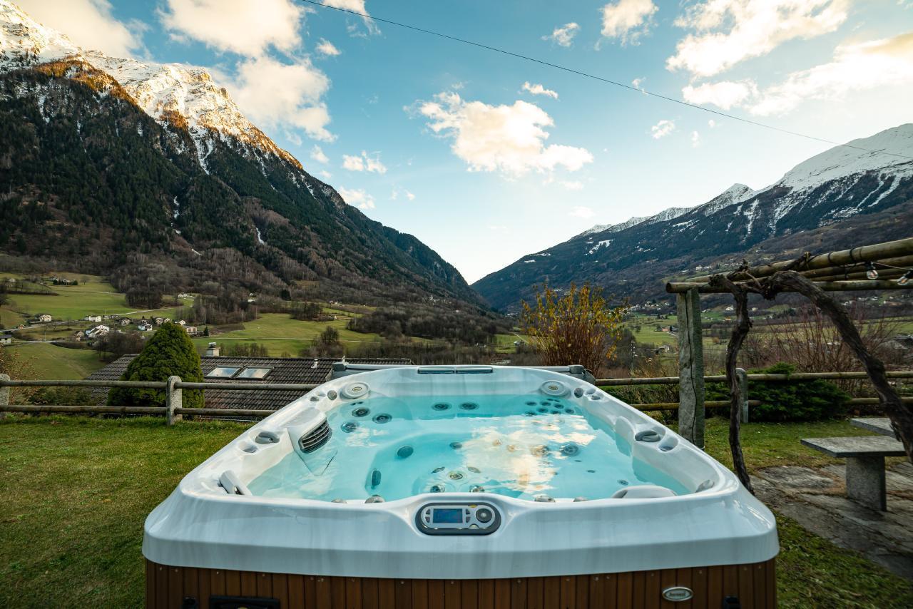 Appartement de vacances Charme Studio im Chalet Bleniotal (2463885), Ponto Valentino, Vallée de Blenio, Tessin, Suisse, image 2
