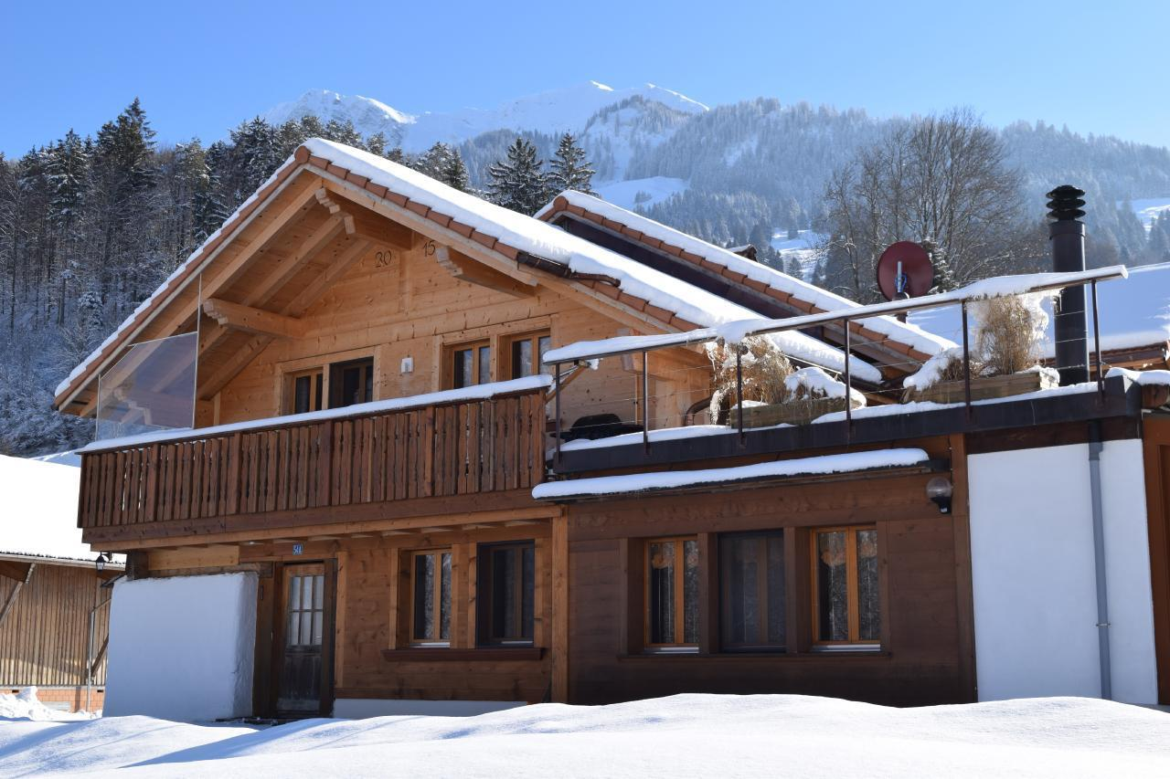 Appartement de vacances 2 Zimmer-Ferienwohnung im Altholz-Stil (2470618), Oey, Diemtigtal, Oberland bernois, Suisse, image 27