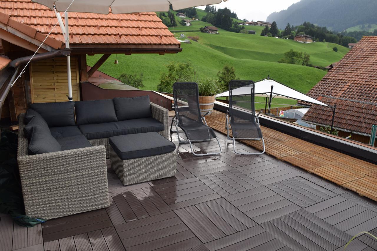 Appartement de vacances 2 Zimmer-Ferienwohnung im Altholz-Stil (2470618), Oey, Diemtigtal, Oberland bernois, Suisse, image 15