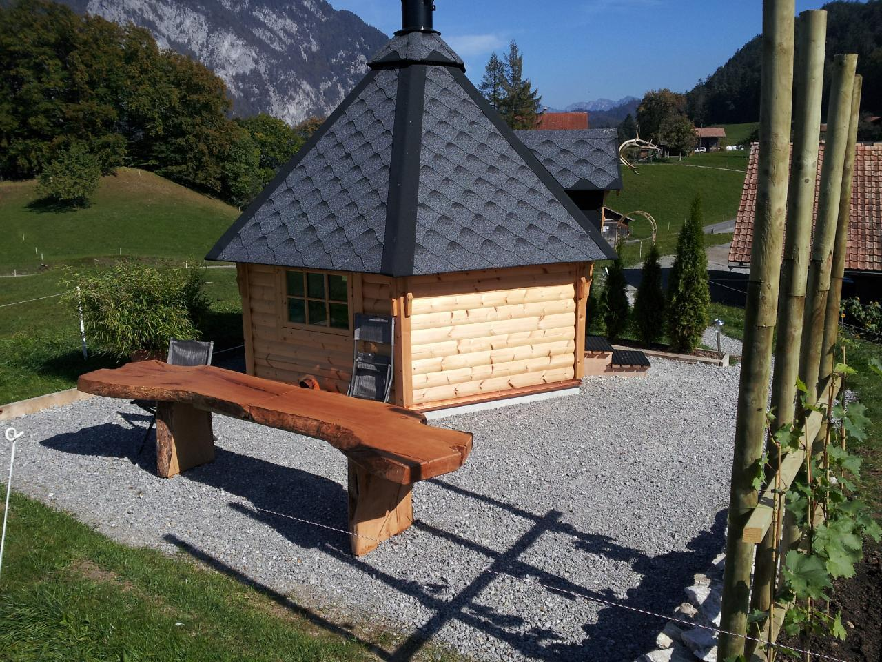 Appartement de vacances 2 Zimmer-Ferienwohnung im Altholz-Stil (2470618), Oey, Diemtigtal, Oberland bernois, Suisse, image 24