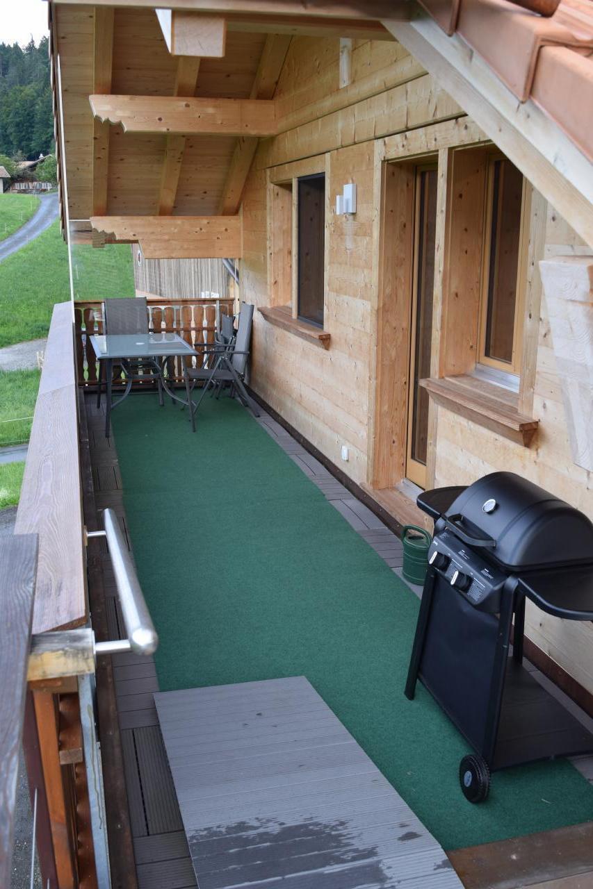 Appartement de vacances 2 Zimmer-Ferienwohnung im Altholz-Stil (2470618), Oey, Diemtigtal, Oberland bernois, Suisse, image 14