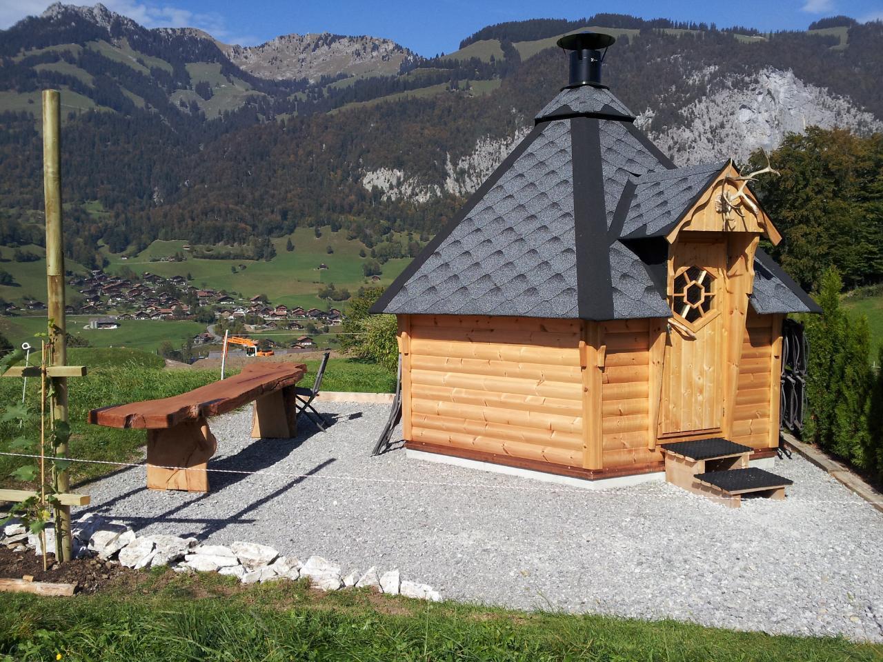 Appartement de vacances 2 Zimmer-Ferienwohnung im Altholz-Stil (2470618), Oey, Diemtigtal, Oberland bernois, Suisse, image 23