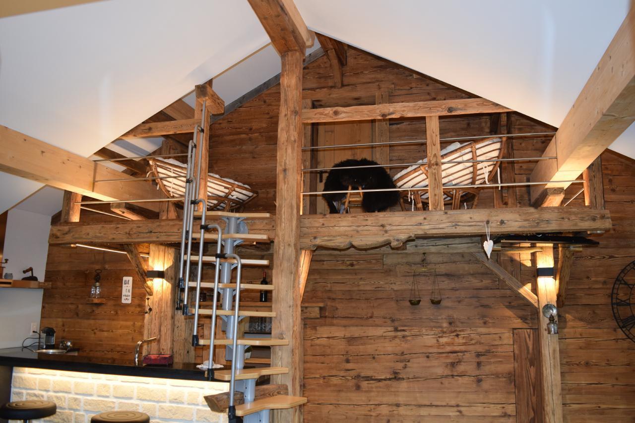 Appartement de vacances 2 Zimmer-Ferienwohnung im Altholz-Stil (2470618), Oey, Diemtigtal, Oberland bernois, Suisse, image 3