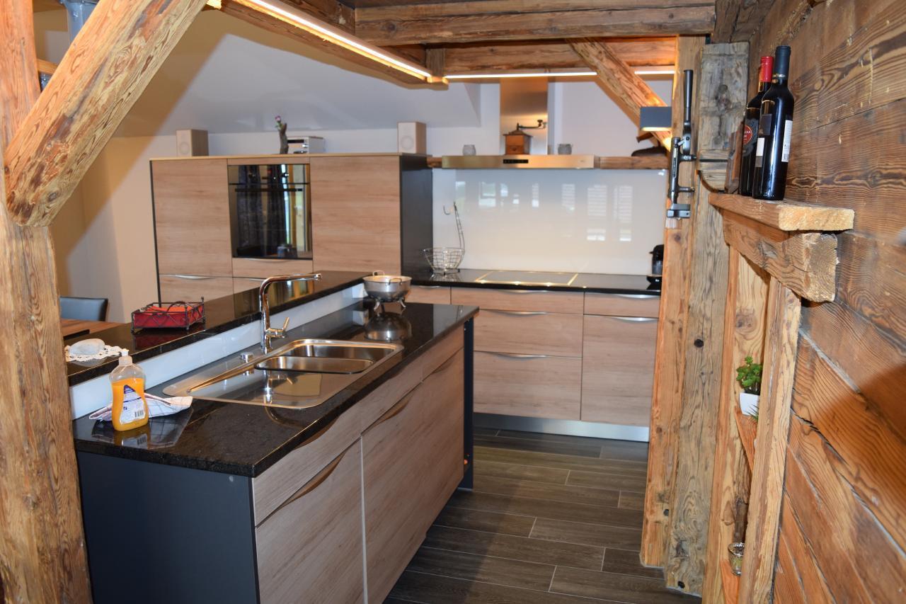 Appartement de vacances 2 Zimmer-Ferienwohnung im Altholz-Stil (2470618), Oey, Diemtigtal, Oberland bernois, Suisse, image 4