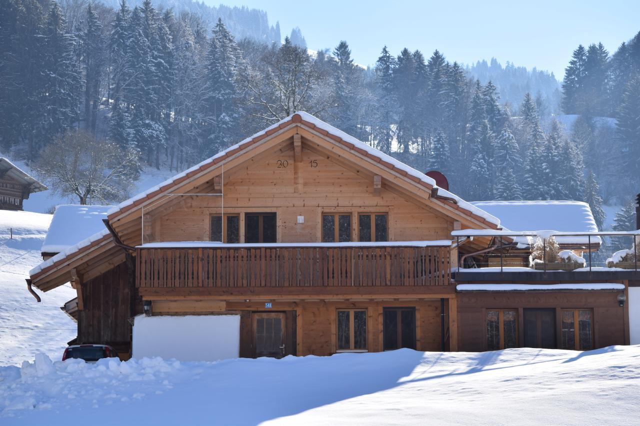 Appartement de vacances 2 Zimmer-Ferienwohnung im Altholz-Stil (2470618), Oey, Diemtigtal, Oberland bernois, Suisse, image 25
