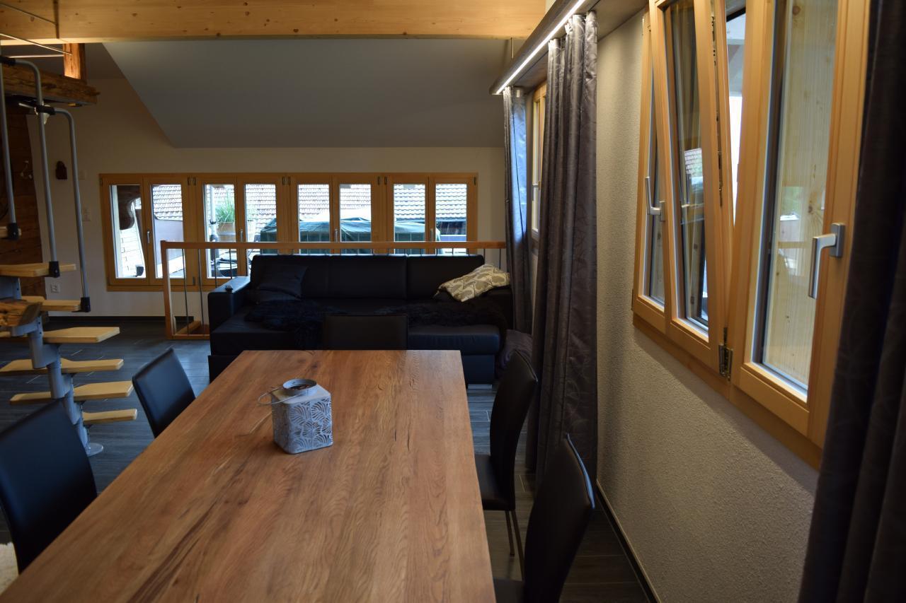 Appartement de vacances 2 Zimmer-Ferienwohnung im Altholz-Stil (2470618), Oey, Diemtigtal, Oberland bernois, Suisse, image 8