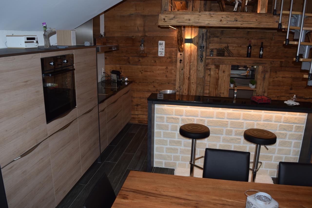 Appartement de vacances 2 Zimmer-Ferienwohnung im Altholz-Stil (2470618), Oey, Diemtigtal, Oberland bernois, Suisse, image 5
