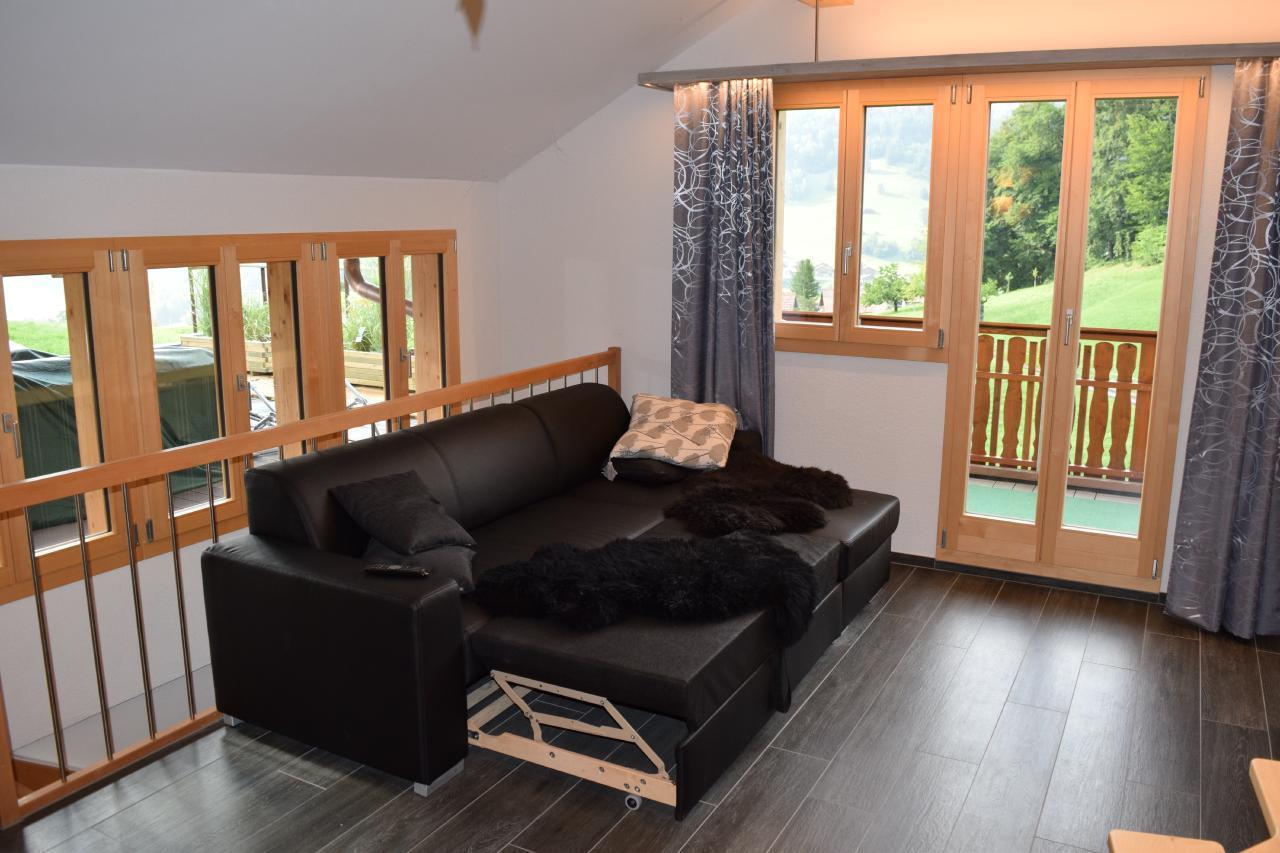 Appartement de vacances 2 Zimmer-Ferienwohnung im Altholz-Stil (2470618), Oey, Diemtigtal, Oberland bernois, Suisse, image 10