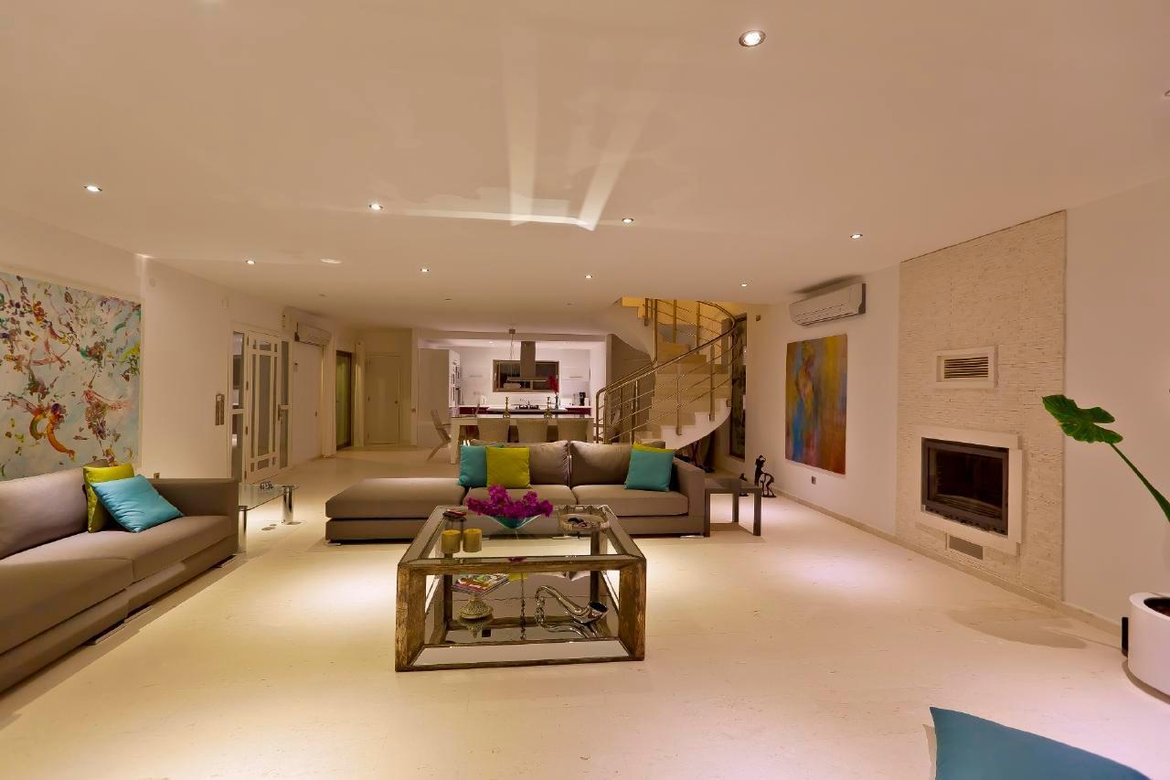 Maison de vacances Stilvolle, prämierte 5-Schlafzimmer-Villa mit traumhaftem Meerblick über die Kalkan-Bucht (2473910), Kalkan, , Région Méditerranéenne, Turquie, image 5