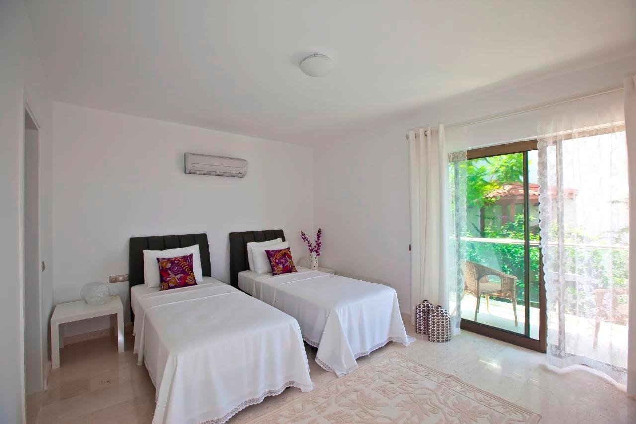 Maison de vacances Stilvolle, prämierte 5-Schlafzimmer-Villa mit traumhaftem Meerblick über die Kalkan-Bucht (2473910), Kalkan, , Région Méditerranéenne, Turquie, image 12