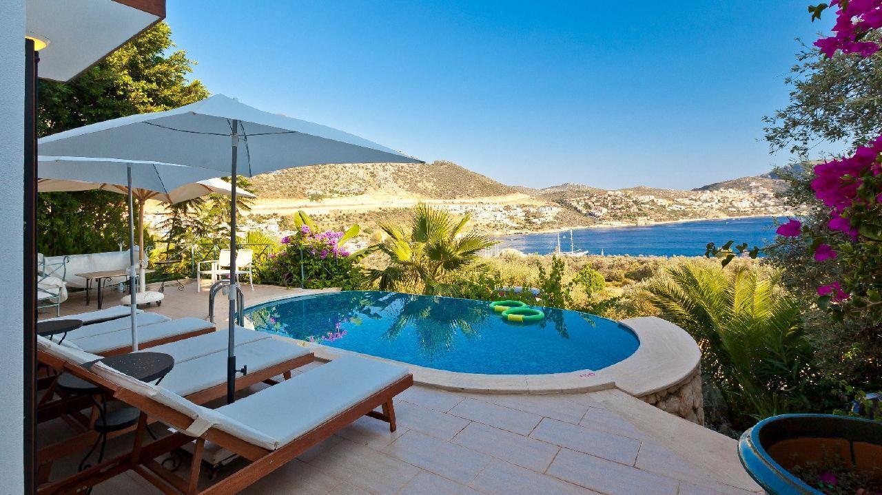 Maison de vacances Villa mit beeindruckendem Meerblick, nur 300 m vom Zentrum Kalkans (2484040), Kalkan, , Région Méditerranéenne, Turquie, image 2