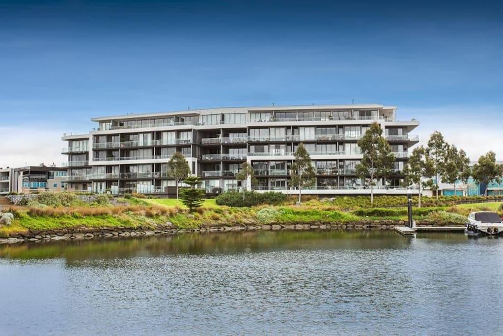 Ferienwohnung Marina View Apartment am Maribyrnong Fluss (2486849), Melbourne, , Victoria, Australien, Bild 17