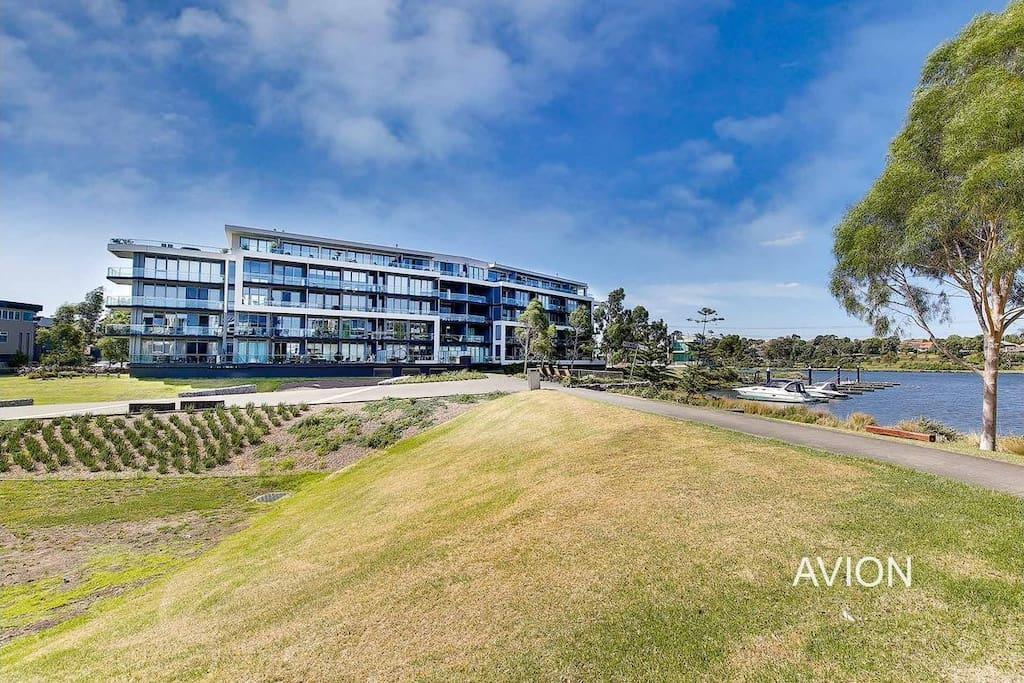 Ferienwohnung Marina View Apartment am Maribyrnong Fluss (2486849), Melbourne, , Victoria, Australien, Bild 22