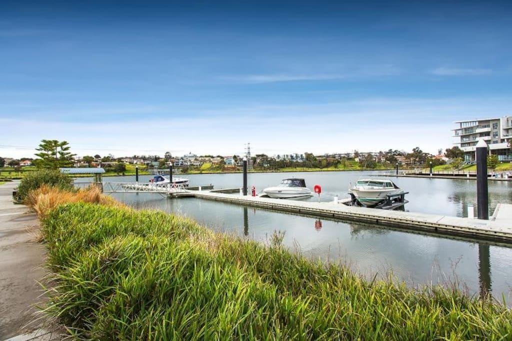 Ferienwohnung Marina View Apartment am Maribyrnong Fluss (2486849), Melbourne, , Victoria, Australien, Bild 21