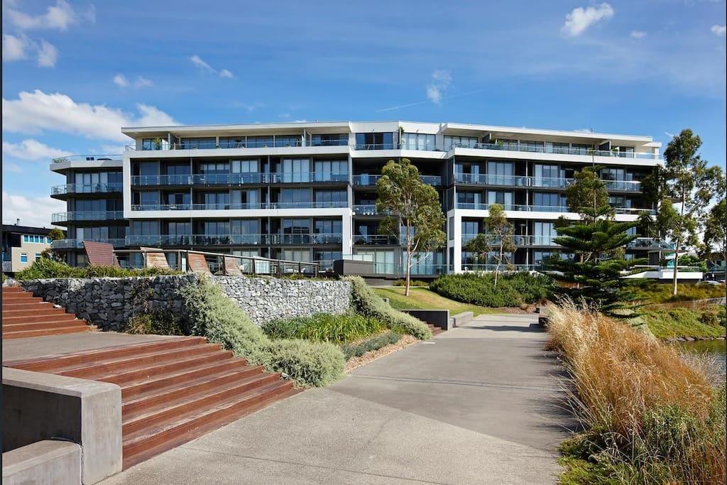 Ferienwohnung Marina View Apartment am Maribyrnong Fluss (2486849), Melbourne, , Victoria, Australien, Bild 19