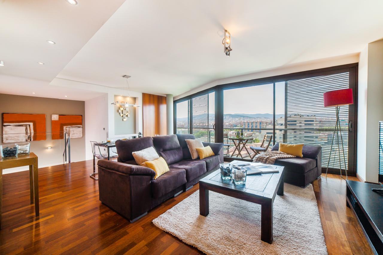 Exklusives Maisonette Apartment Victoria Diagonal Mar 1