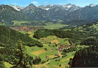 Ferienwohnung Haus Falkenberg / Whg.-Nr. 211 (250425), Oberstdorf, Allgäu (Bayern), Bayern, Deutschland, Bild 6