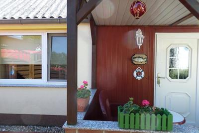 Ferienhaus Ferienbungalow  am Stettiner Haff (250491), Altwarp, Vorpommern-Greifswald, Mecklenburg-Vorpommern, Deutschland, Bild 8