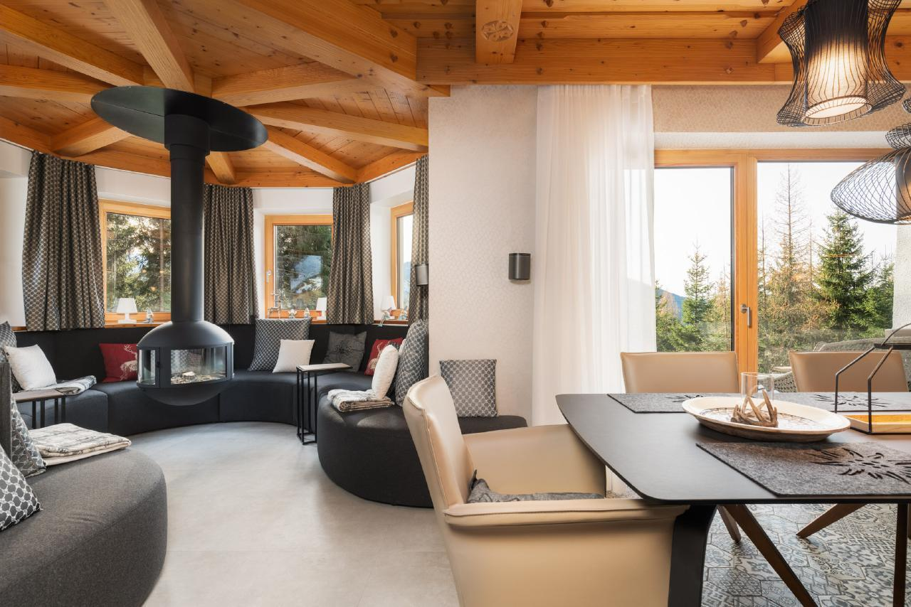 Ferienhaus Designferienhaus Luxus XXL Bergchalet Wagrain/Flachau - Panorama View (2505921), Wagrain, Pongau, Salzburg, Österreich, Bild 24