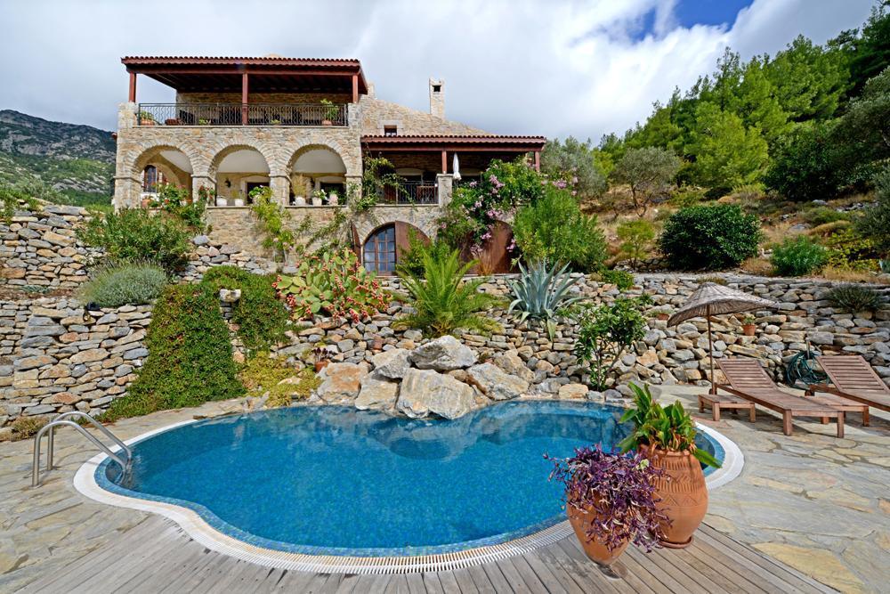 Maison de vacances Exklusives Chalet, romantisch am Berghang und Meer gelegen (2506674), Mesudiye, , Région Egéenne, Turquie, image 11