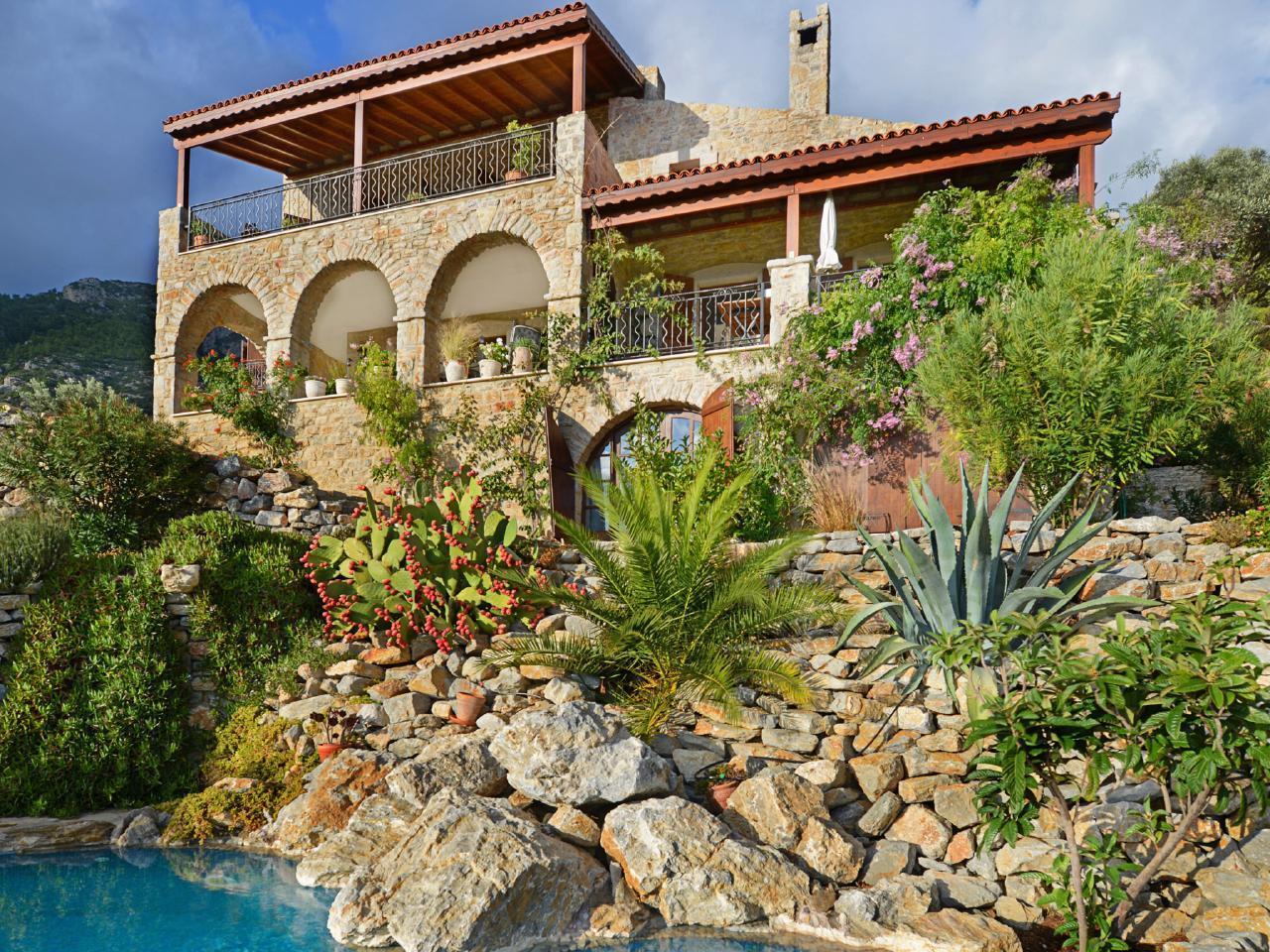 Maison de vacances Exklusives Chalet, romantisch am Berghang und Meer gelegen (2506674), Mesudiye, , Région Egéenne, Turquie, image 17