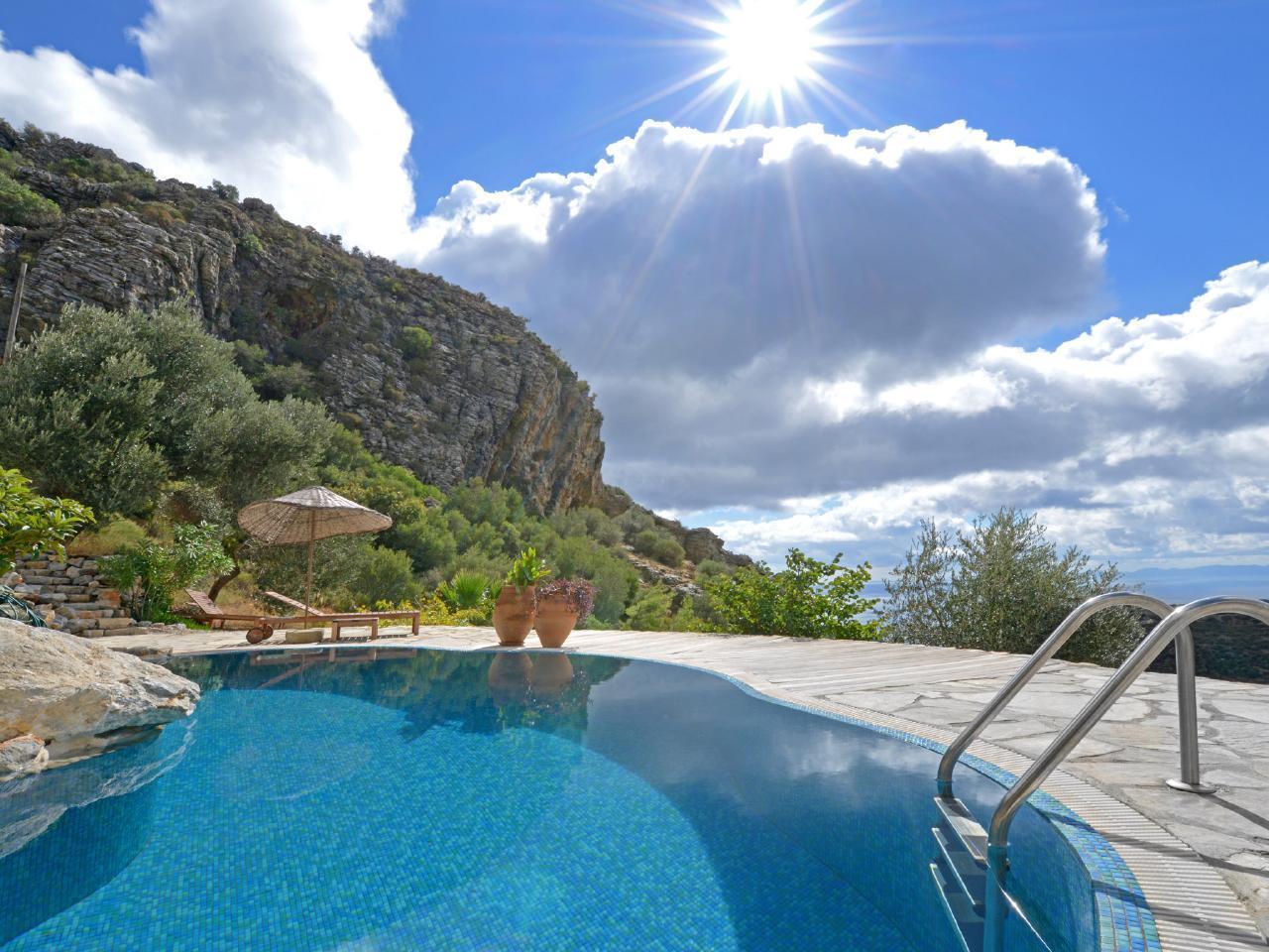 Maison de vacances Exklusives Chalet, romantisch am Berghang und Meer gelegen (2506674), Mesudiye, , Région Egéenne, Turquie, image 3