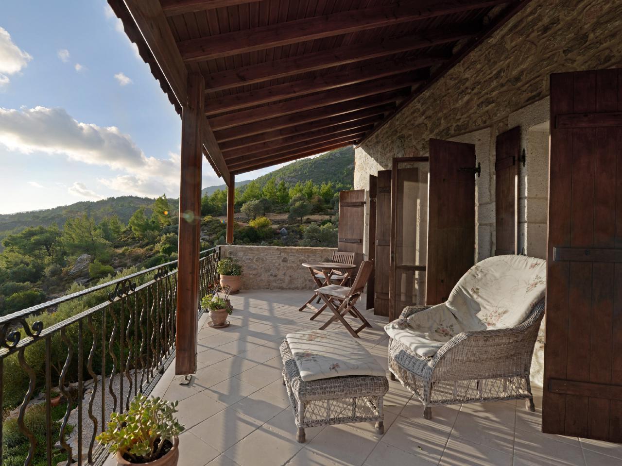 Maison de vacances Exklusives Chalet, romantisch am Berghang und Meer gelegen (2506674), Mesudiye, , Région Egéenne, Turquie, image 15